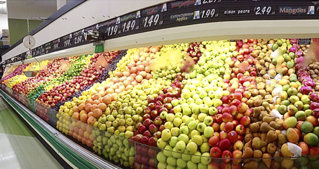 Grocery Store Combat Food Waste