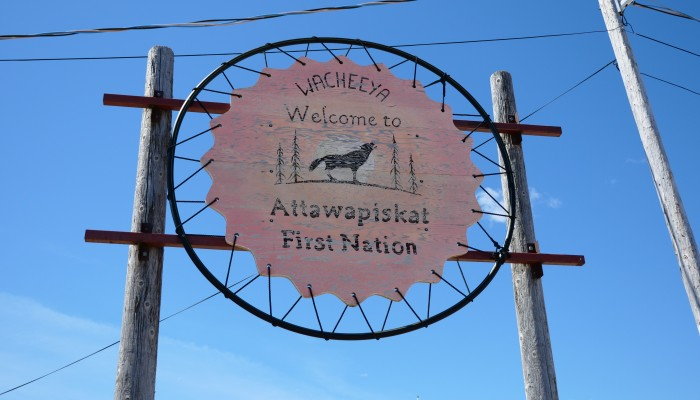 Welcome to Attawapiskat!