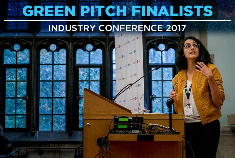Green Pitch Finalists